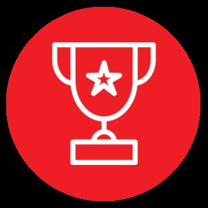 Zetland Primary School Awards Circle