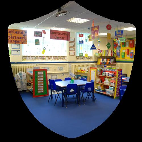 Zetland Primary School Shield